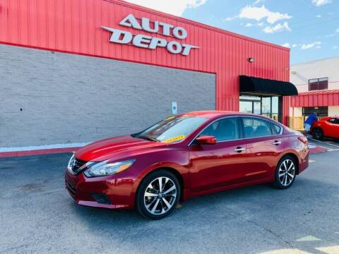 2017 Nissan Altima for sale at Auto Depot - Madison in Madison TN
