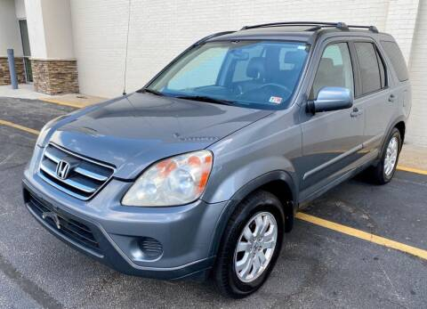 2005 Honda CR-V for sale at Carland Auto Sales INC. in Portsmouth VA