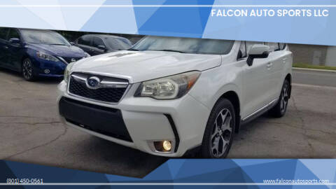 2015 Subaru Forester for sale at Falcon Auto Sports LLC in Murray UT