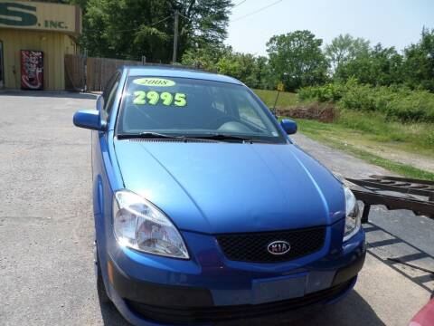 2008 Kia Rio for sale at Credit Cars of NWA in Bentonville AR