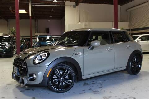 2019 MINI Hardtop 4 Door for sale at SELECT MOTORS in San Mateo CA