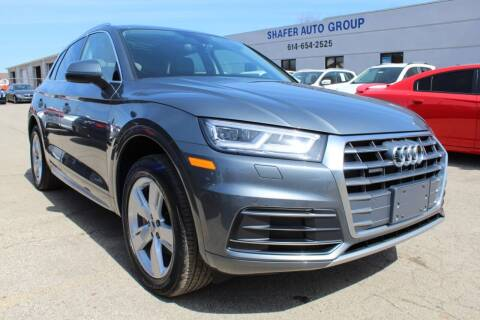 2018 Audi Q5 for sale at SHAFER AUTO GROUP in Columbus OH