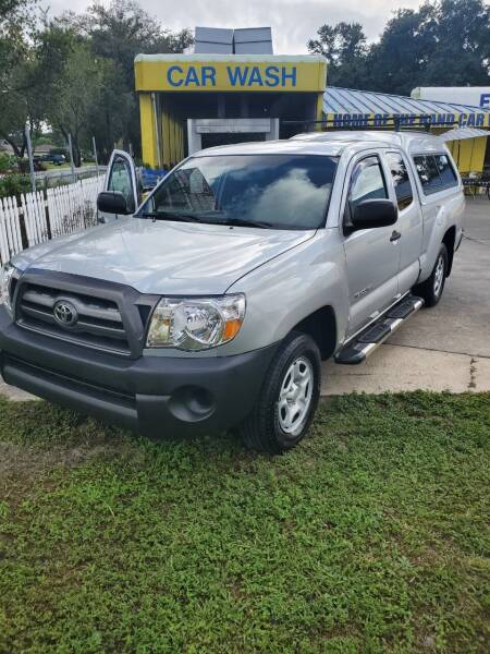 2010 Toyota Tacoma for sale at North American Fleet Sales in Largo FL