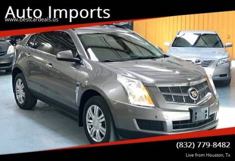 2012 Cadillac SRX for sale at Auto Imports in Houston TX