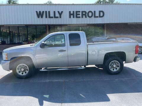 2008 Chevrolet Silverado 1500 for sale at Willy Herold Automotive in Columbus GA