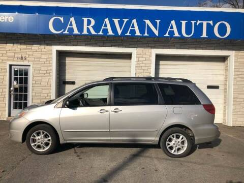 2004 Toyota Sienna for sale at Caravan Auto in Cranston RI