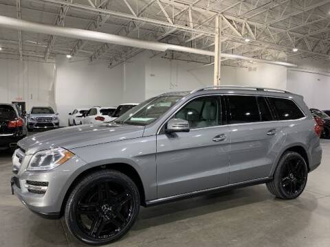 2014 Mercedes-Benz GL-Class for sale at Godspeed Motors in Charlotte NC