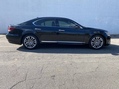 2015 Lexus LS 460 for sale at Smart Chevrolet in Madison NC
