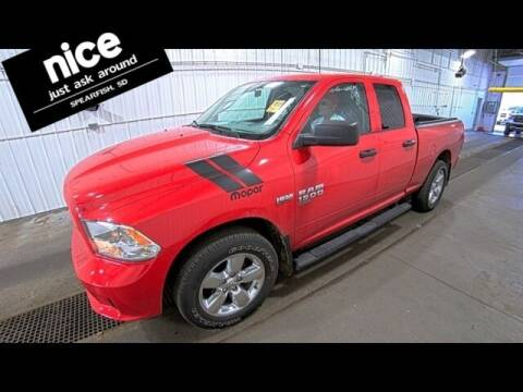 2019 RAM Ram Pickup 1500 Classic for sale at PRESTIGE AUTO SALES in Spearfish SD