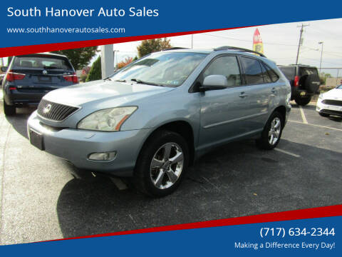 2007 Lexus RX 350 for sale at South Hanover Auto Sales in Hanover PA