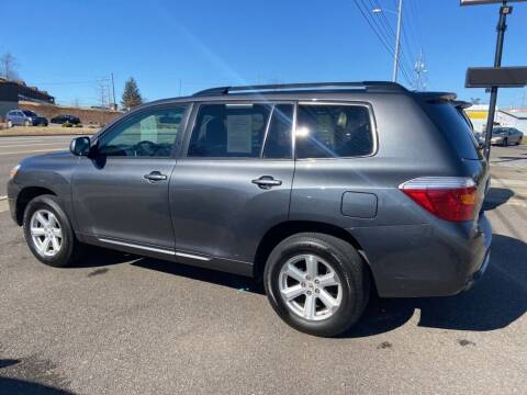 2010 Toyota Highlander for sale at Family Auto Sales of Johnson City in Johnson City TN