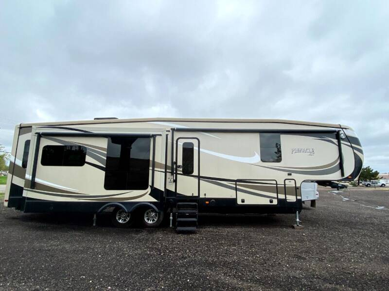 2015 Jayco Pinnacle for sale at NOCO RV Sales in Loveland CO