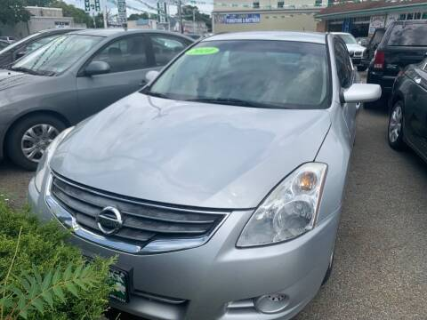 2010 Nissan Altima for sale at Park Avenue Auto Lot Inc in Linden NJ