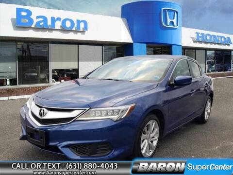 2018 Acura ILX for sale at Baron Super Center in Patchogue NY