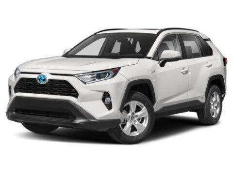 2019 Toyota RAV4 Hybrid for sale at HILAND TOYOTA in Moline IL