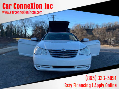 2009 Chrysler Sebring for sale at Car ConneXion Inc in Knoxville TN