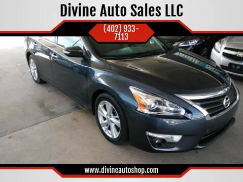 2013 Nissan Altima for sale at Divine Auto Sales LLC in Omaha NE