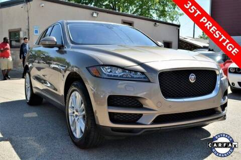 2017 Jaguar F-PACE for sale at LAKESIDE MOTORS, INC. in Sachse TX