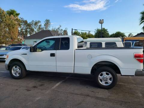 2011 Ford F-150 for sale at E and M Auto Sales in Bloomington CA