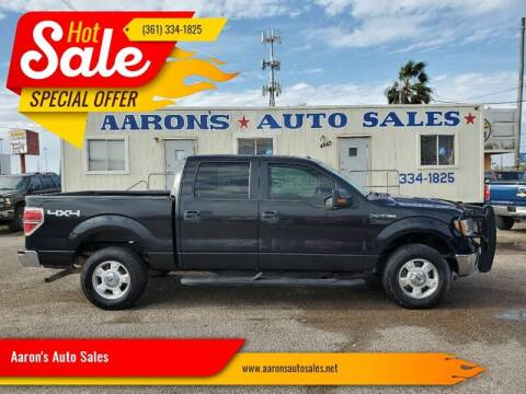 2014 Ford F-150 for sale at Aaron's Auto Sales in Corpus Christi TX