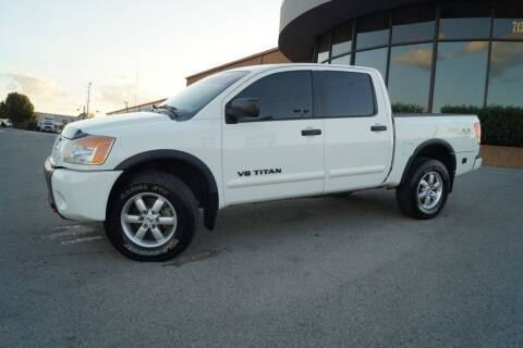 2011 Nissan Titan for sale at Next Ride Motors in Nashville TN