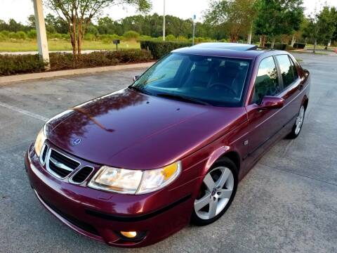 2004 Saab 9-5 for sale at Precision Auto Source in Jacksonville FL