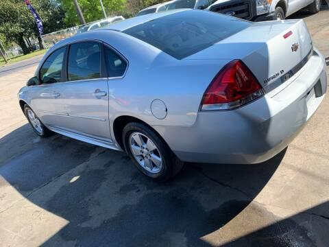 2011 Chevrolet Impala for sale at Whites Auto Sales in Portsmouth VA