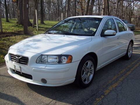 2008 Volvo S60 for sale at Edgewater of Mundelein Inc in Wauconda IL