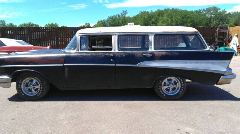 1957 Chevrolet 210 for sale at Pro Auto Sales and Service in Ortonville MN