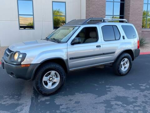 2004 Nissan Xterra for sale at Autodealz in Tempe AZ