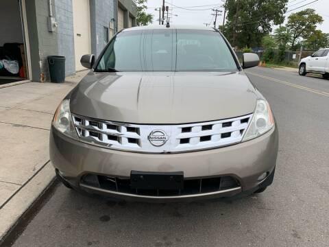 2003 Nissan Murano for sale at SUNSHINE AUTO SALES LLC in Paterson NJ