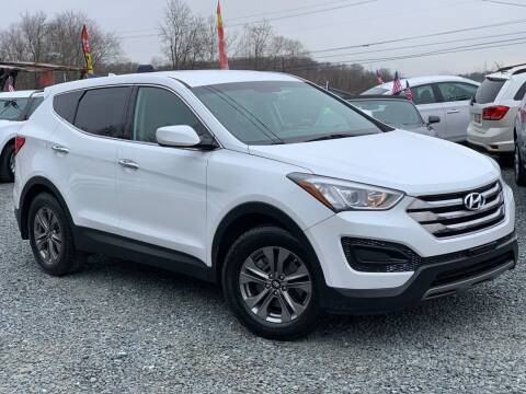 2015 Hyundai Santa Fe Sport for sale at A&M Auto Sales in Edgewood MD