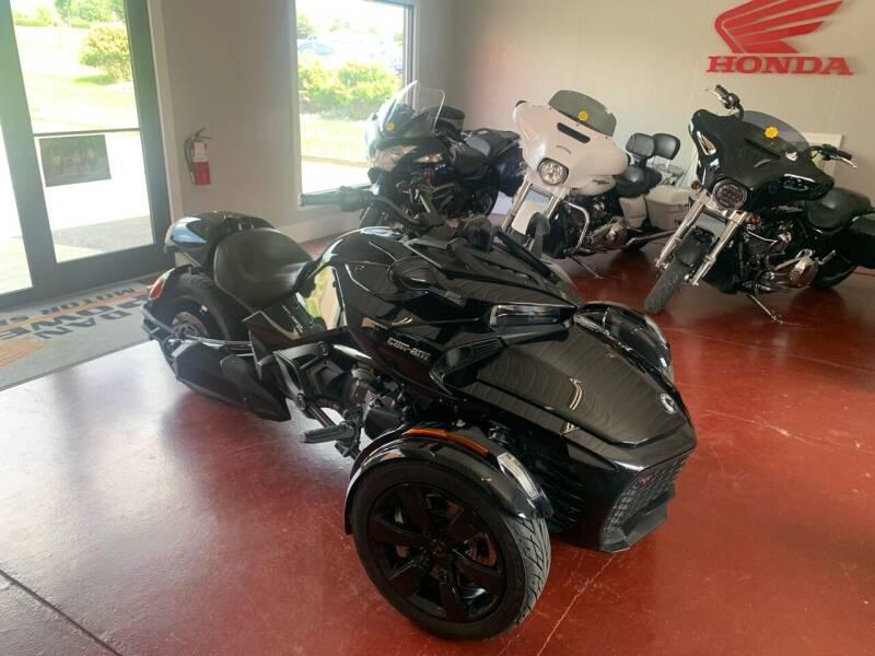 2020 Can Am Spyder for sale at Dan Powers Honda Motorsports in Elizabethtown KY