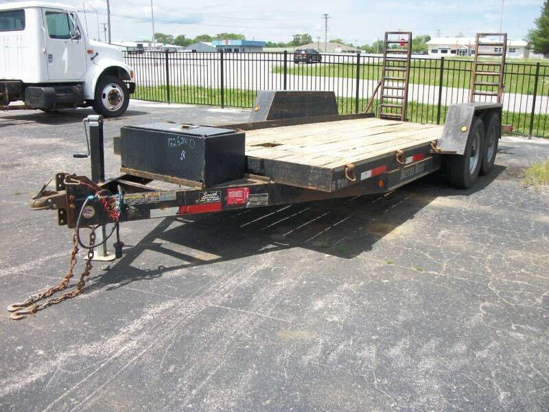 2016 Better Built  6 ton Tagalong  for sale at Classics Truck and Equipment Sales in Cadiz KY