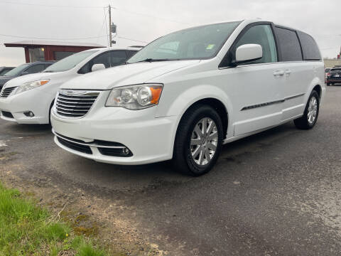 2014 Chrysler Town and Country for sale at Auto Credit Xpress in North Little Rock AR