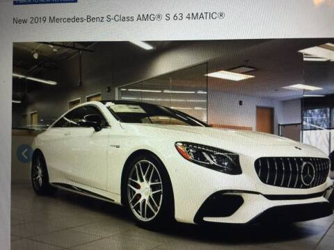 2019 Mercedes-Benz S-Class for sale at E-CarsDirect.Com in Chicago IL