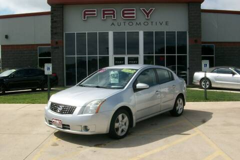 2008 Nissan Sentra for sale at Frey Automotive in Muskego WI