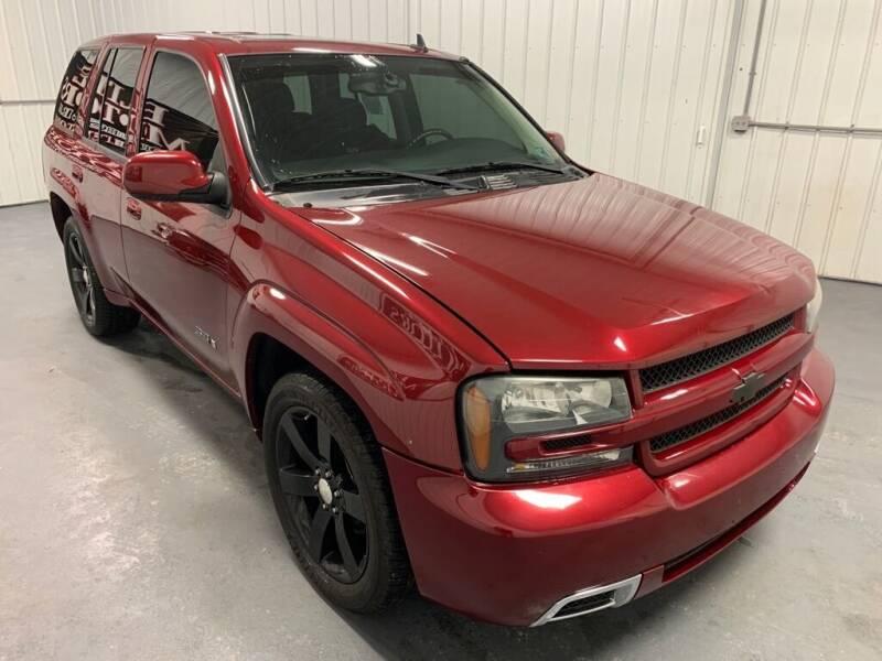 2007 Chevrolet TrailBlazer for sale at Elite Motors in Uniontown PA