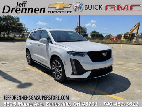 2021 Cadillac XT6 for sale at Jeff Drennen GM Superstore in Zanesville OH