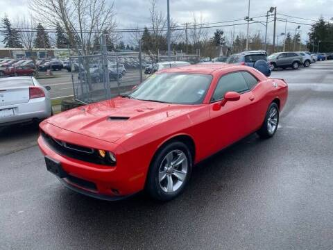 2015 Dodge Challenger for sale at TacomaAutoLoans.com in Lakewood WA