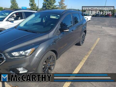 2017 Ford Escape for sale at Mr. KC Cars - McCarthy Hyundai in Blue Springs MO