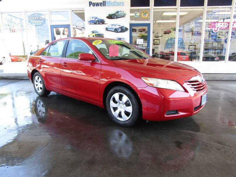 2009 Toyota Camry for sale at Powell Motors Inc in Portland OR