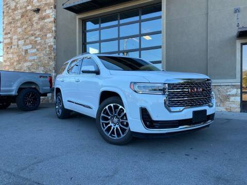 2020 GMC Acadia for sale at Unlimited Auto Sales in Salt Lake City UT