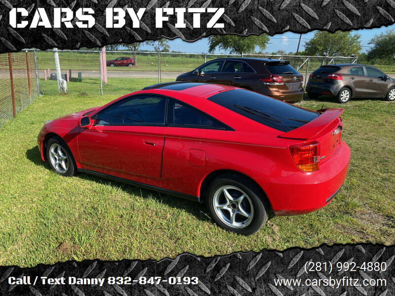 2001 Toyota Celica for sale in Friendswood, TX