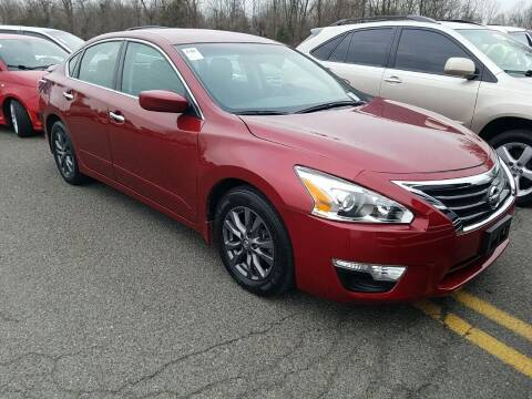 2015 Nissan Altima for sale at MOUNT EDEN MOTORS INC in Bronx NY