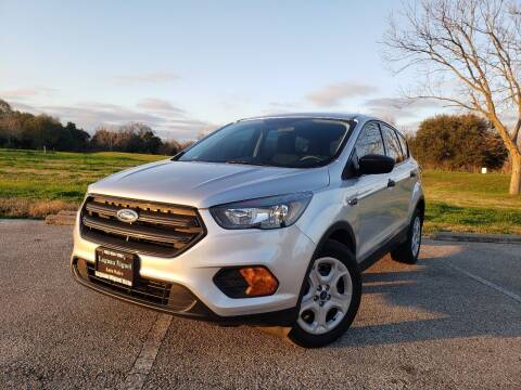 2018 Ford Escape for sale at Laguna Niguel in Rosenberg TX