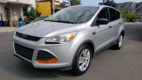 2015 Ford Escape for sale at JOANKA AUTO SALES in Newark NJ