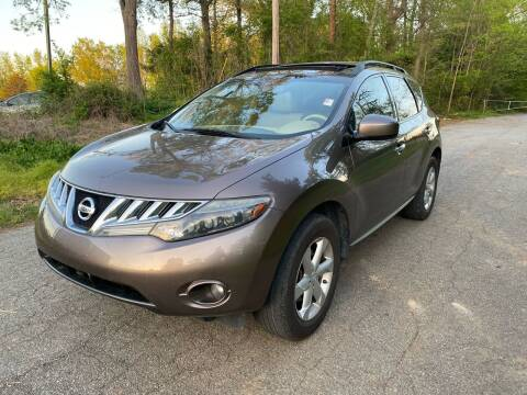 2009 Nissan Murano for sale at Speed Auto Mall in Greensboro NC