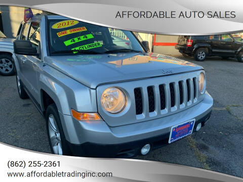 2012 Jeep Liberty for sale at Affordable Auto Sales in Irvington NJ