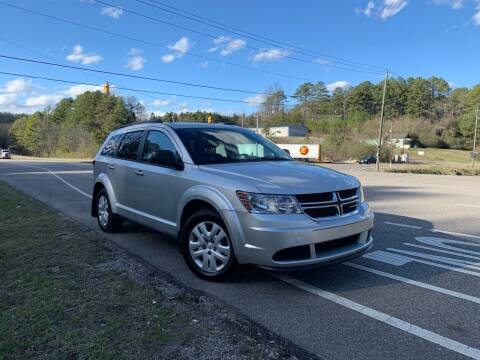 2014 Dodge Journey for sale at Anaheim Auto Auction in Irondale AL
